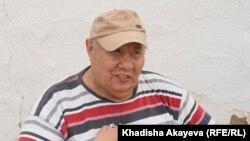 Мурат Айдарбаев, житель населенного пункта Балта-Тарак. Восточно-Казахстанская область. 9 июня 2020 года.