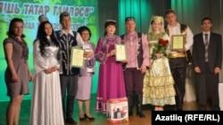 """Яшь татар гаиләсе"" бәйрәме"