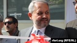 آرشیف، فیروز الدین فیروز وزیر صحت عامه افغانستان
