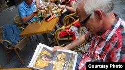 Читателей некоторых фламандских газет целый год вводили в заблуждение введенные в заблуждение журналисты