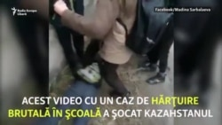 "Un caz de ""bullying"" brutal a şocat Kazahstanul"