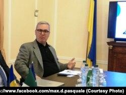 Массиміліано Ді Паскуале, італійський публіцист, автор «Української абетки» (про Україну від А до Я)