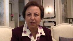 Ширин Эбади ответила на вопросы РадиоАзадлыг