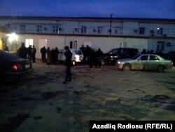 Qaradağ rayon Polis İdarəsi