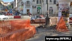 Велика Морська вулиця, Севастополь. 14 листопада 2019 року