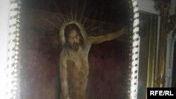 Икона в Воскресенском соборе Семея.