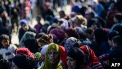 Біженці, ілюстративне фото