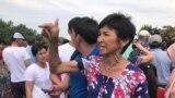 Kazakhstan – Shymkent. Arys, protest in Shymkent. 27Jun2019