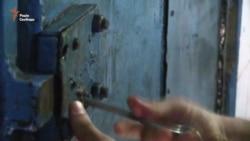 Як виглядає камера у Лук'янівському СІЗО (відео)