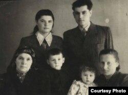 Фото з сімейного архіву Стефанії Кочут-Горбань