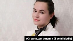 Светлана Тихановская, номзад ба мақоми президенти Белорус буд
