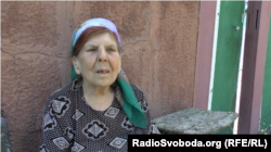 Сусідка бабуся Надія