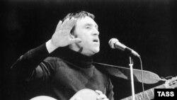 25 июля 1980 года умер Владимир Семенович Высоцкий