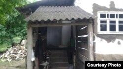 Mahmudovların yaşadığı ev