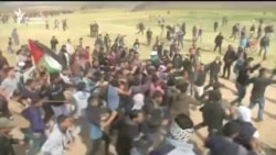 Газа секторундагы кагылыш