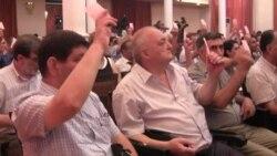 Azərbaycan jurnalistləri VI qurultayını keçirdi