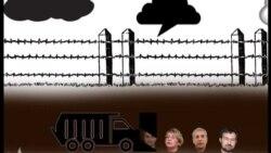 Kürdəxanı yolunda Avropa işıqforu (Videofakt)