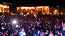 Armenian Opposition Rallies For 'Complete Capitulation' Of Ruling Party