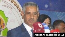 وزير السياحة العراقي عادل شرشاب