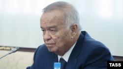 Ислам Каримов, Өзбекстанның алғашқы президенті.