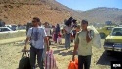 Домой хоть пешком. Ливанские беженцы возвращаются