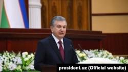 Президенти Узбекистон Шавкат Мирзиёев