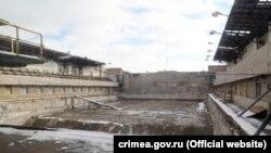 Перший тренувальний басейн Яни Клочкової, Сімферополь