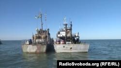 Украина, Бердянск, Азовское море
