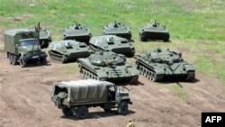 Azərbaycanın tankları və BTR-ləri Ermənistandan 3 dəfə çoxdu