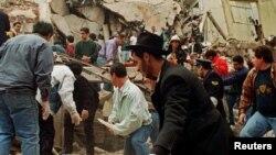 انفجار در آمیا جان دستکم ۸۵ نفر را گرفت