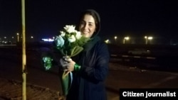Iranian activist Nargess Hosseini, who had been imprisoned after her public protest against Hijab, reportedly has reportedly received a two year sentence.