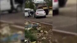 """""""Жібек жолы"""" базарындағы атыс"""