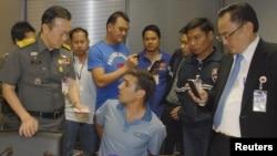 محمد خزائی، متهم دوم در بمبگذاری روز سه شنبه تایلند