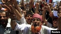 Антивладини протести во Јемен