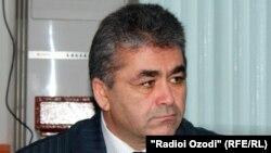 Глава таджикской Службы связи Бег Зухуров.