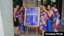 "Ženski vokalni ansambl Corona na ""Seghizzi"" festivalu u Italiji"