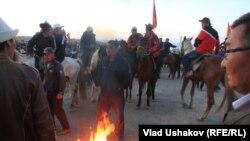 Беспорядки в Джети-Огузском районе. 30 мая 2013 года