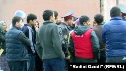Акс аз бойгонии Радиои Озодӣ