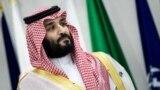 Saud Arabystanyň täç geýdirilen şazadasy Mohammad bin Salman e