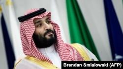 Princi saudit i kurorës Mohammed bin Salman.