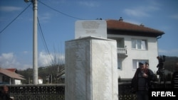 Spomenik u Ahmićima