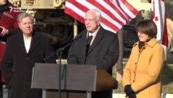 John McCain: Acțiunile militare ale Rusiei în regiunea georgiană sînt ilegale și imorale