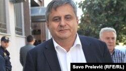 Igrokaz u koji su duboko zagazili ljudi iz režima u Crnoj Gori i vrha obavještajnih struktura: Slaven Radunović