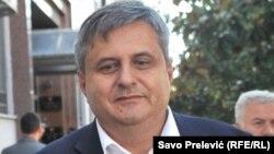 DF spreman i na radikalnije poteze nego što je samo bojkot parlamenta ili bojkot samo prve sjednice: Slaven Radunović