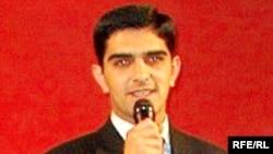Imprisoned Azerbaijani youth leader Ruslan Bashirli