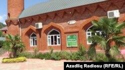 Təngərüd kənd məscidi, Astara rayonu
