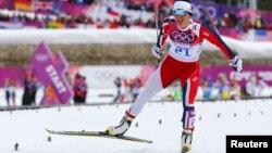 Норвегиялык спортчу Марит Бьорген.