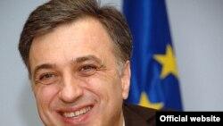 Filip Vujanović, reizabrani predsjednik Crne Gore