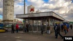 """Станция метро """"Марьино"""""""