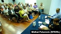 """Promocija knjige """"Sarajevska princeza"""", 2014."""